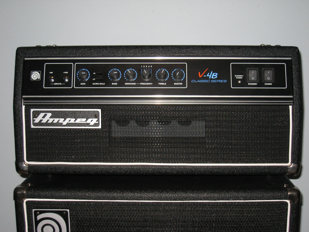 dating ampeg v4b Read sweetwater customer reviews for ampeg v-4b 100-watt tube bass head has a very similar sound to the 7027 version v4b - but not exactly like the original voicing.